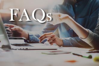 FAQ widget